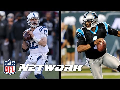 Andrew Luck or Cam Newton: Who is Under More Pressure in 2017? | Inside Minicamp | NFL Network