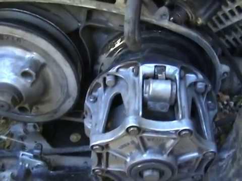 2003 Kawasaki prairie. Final drive belt inspection and install DIY(What to  Look For). - YouTube | 2003 Kawasaki 360 Engine Diagram |  | YouTube