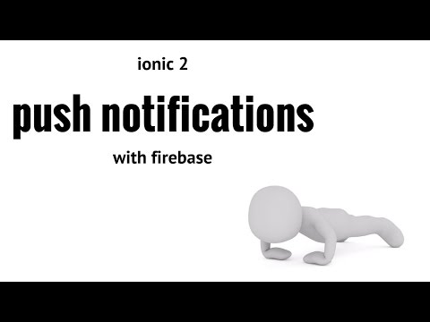 Ionic 2 – Push Notifications with firebase | T-Pub :)