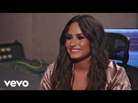 Demi Lovato - Sorry Not Sorry / SNS - NEW SINGLE (First Interview)