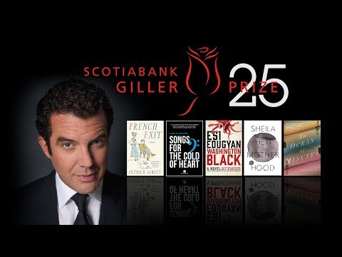 The 2018 Scotiabank Giller Prize Mp3