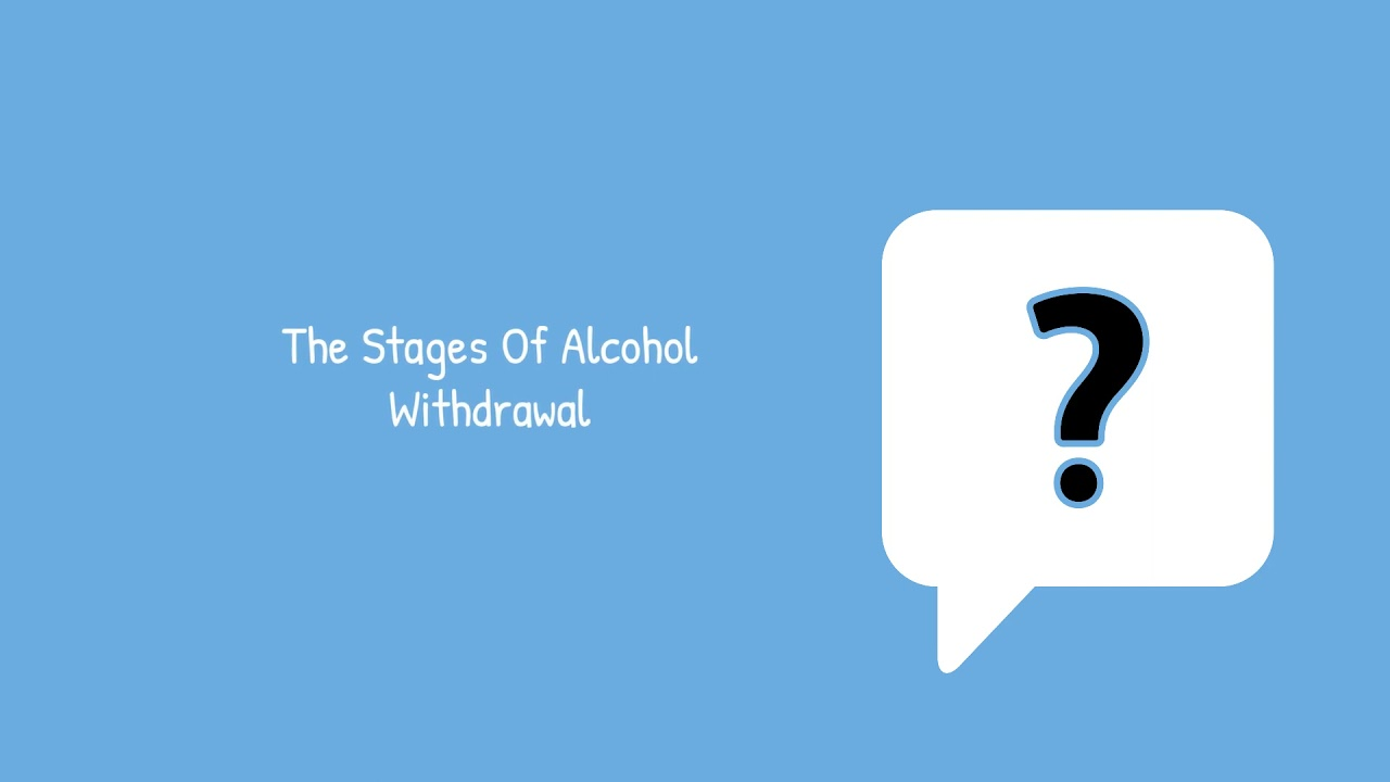 The Stages Of Alcohol Withdrawal And Their Symptoms | 1000 Island Addiction Rehab