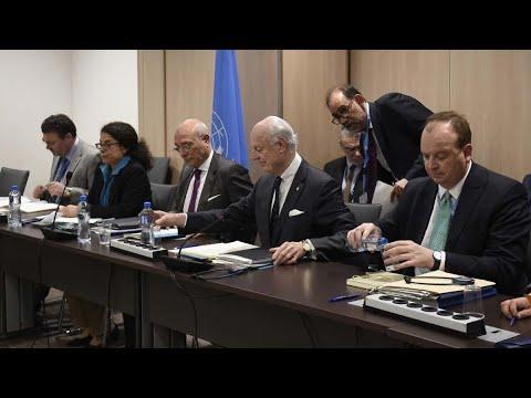أخبار عربية | دي ميستورا: نعمل بجد لتطبيق اتفاق خفض التصعيد في #سوريا  - نشر قبل 4 ساعة