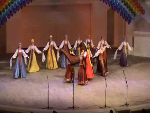 Traditional Russian Folk Dance | Ethnic Dances from Russia