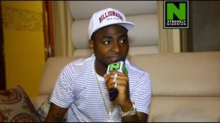 "DAVIDO (@iam_ Davido) HOLDS PRESS CONFERENCE AND PREMIERE FOR NEW SONG ""GBAGBE OSHI"""
