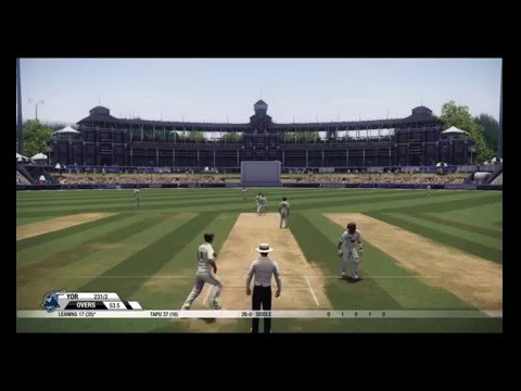 English County Cup-Career mode- I. Ahmed Tapu: 84(38)