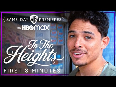 In The Heights | First 8 Minutes | HBO Max