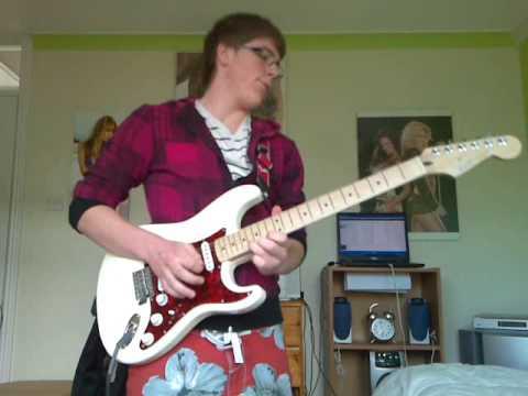 Chris Davey Playing Blues