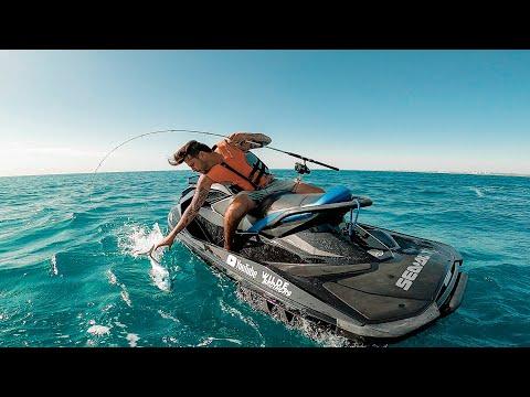 JETSKI WONT START!! Ep 6 - A Sunshine Coast Jetski Fishing Tuna Plague