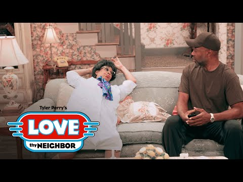 Get Your Laugh On with the Love Family | Tyler Perry's Love Thy Neighbor | Oprah Winfrey Network