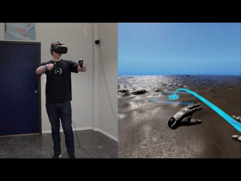 Planning and 3D visualization tool for subsea constructions in VR