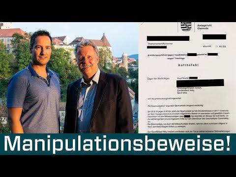 Gegen Merkel - für Sachsen! Medien wie ZDF, Bild, Kika und Co.: Manipulation und Verunglimpfung