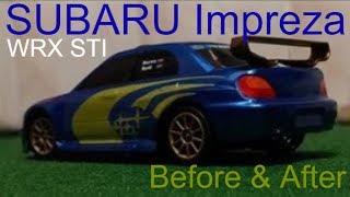 Gambar cover 1:14 Subaru Impreza Model Car Repair / Restoration