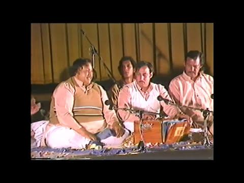 Sheikh Ji Baith Kar Mekashon Mein - Ustad Nusrat Fateh Ali Khan - OSA Official HD Video