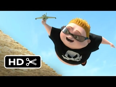 Despicable Me Official Trailer #1 - (2010) HD