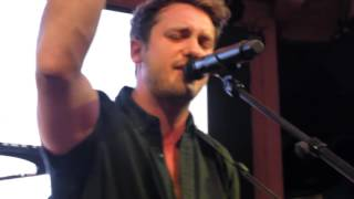 Bastian Baker - Tattoo On My Brain @ Milano 28 / 09 / 2015