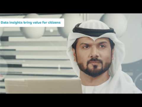 Smart Dubai HD du telecom