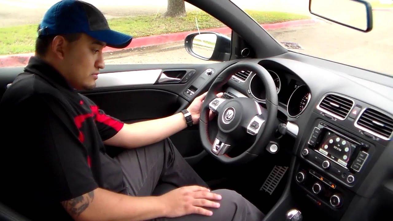 Payne Mission Volkswagen, 2013 Volkswagen GTI Autobahn, Live Demo - YouTube