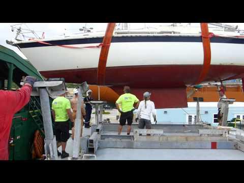 2014 Scavaig loaded in St Thomas USVI