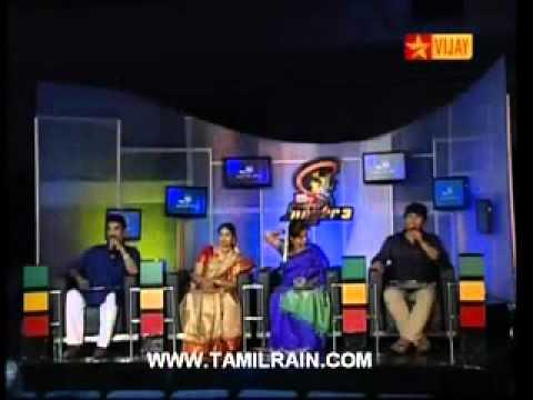 Anitha In Airtel Super Singer 3