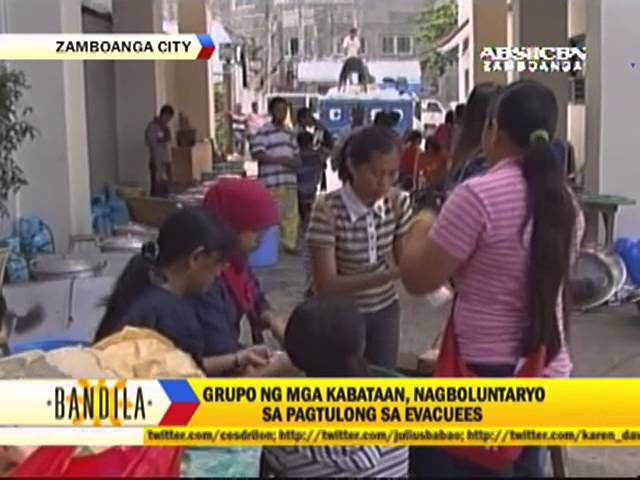 Zamboanga residents emerge as heroes amid crisis Travel Video