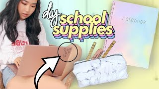 ��DIY Back to School Supplies (💫Aesthetic) 2018 | JENerationDIY| JENerationDIY