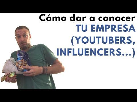 CÓMO DAR A CONOCER TU EMPRESA: YouTubers, Influencers… (entrevista)