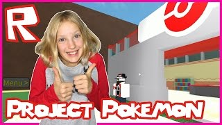 Roblox Project Pokemon / La bataille De Gym