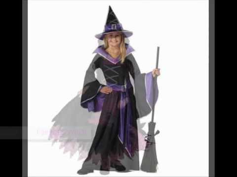 Witch Costume Ideas For Halloween - Kids - Toddlers - Teens & Witch Costume Ideas For Halloween - Kids - Toddlers - Teens - YouTube