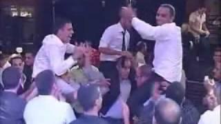 חיים ישראל בחתונה - מחרוזת ישמח חתני דלאלה  ואלוקים שלי