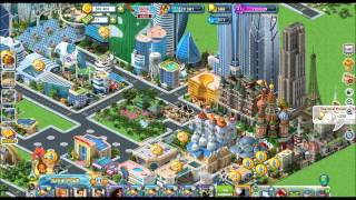 Megapolis Game : Welcome to My City