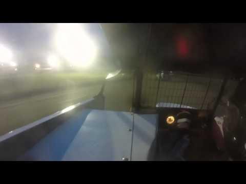 8-22-15 Upper Iowa Speedway Mod-Lite Feature