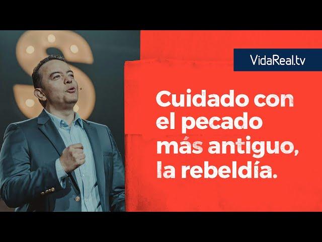 Cuidado con el pecado más antiguo: la rebeldía. | Notificaciones | Pastor Rony Madrid y Vasty Madrid