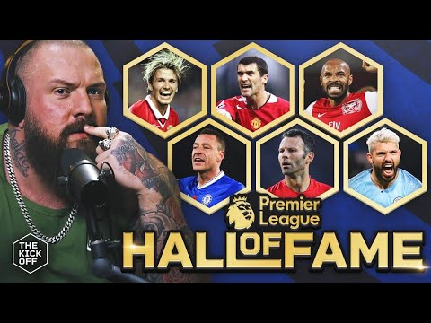 Premier League Hall Of Fame Debate