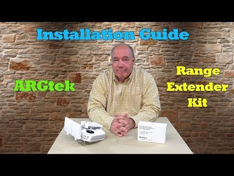 HOW TO: Installing an ArgTek Range Extender Kit on a DJI Phantom 3 or Phantom 4