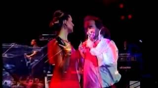 Chris de Burgh & Sopho Nizharadze - Lady In Red