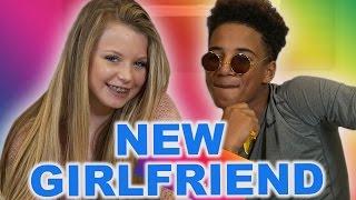 Justin's NEW Girlfriend!!