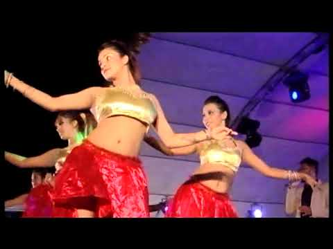 Pooja With Super Shine Dancing Group 3