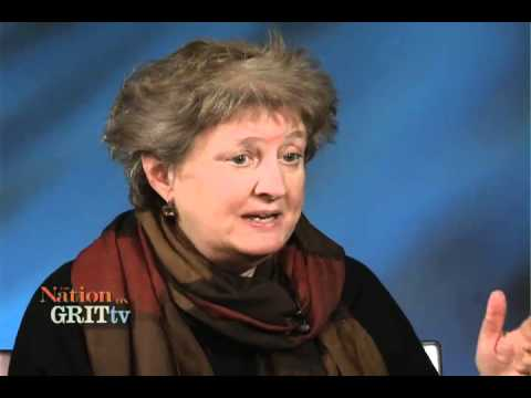 GRITtv: Katha Pollitt: Liberty Stops At Abortion