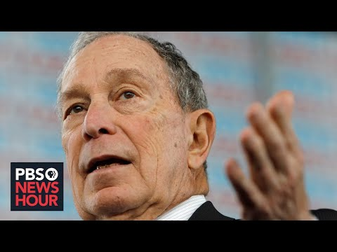WATCH: 2020 Candidate Mike Bloomberg Holds Campaign Event In Salt Lake City