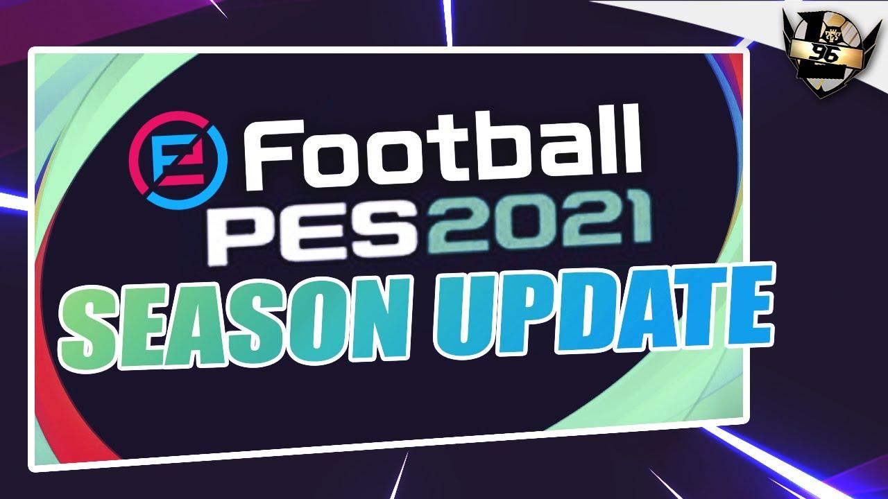 """eFootball PES 2021 SEASON UPDATE """"PRIMERA INFORMACIÓN Y OPINIÓN""""   RBNySERGIOK"""