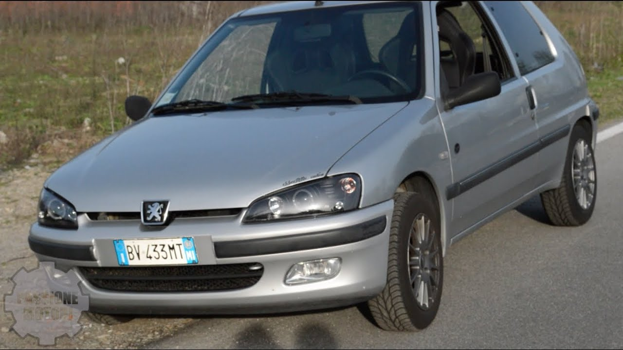 peugeot 106 tuning demo and sound youtube. Black Bedroom Furniture Sets. Home Design Ideas