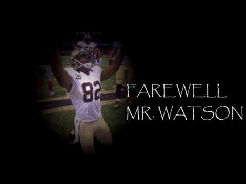 "Benjamin Watson || ""Farewell Mr. Watson"" ᴴᴰ || 2015 Highlights"
