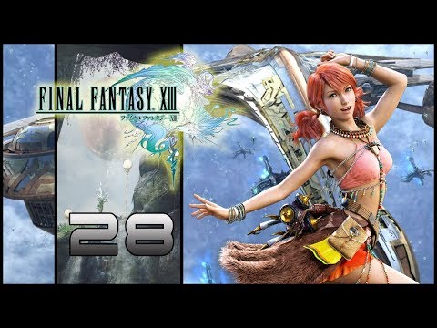 Guia Final Fantasy XIII (PS3) Parte 28 - El Palamecia