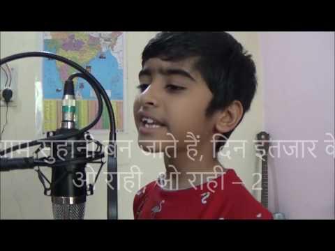 Ruk Jana Nahin Tu Kahin Haar Ke | Kishore Kumar | Vinod Khanna |Cover by Jaitra Sharma