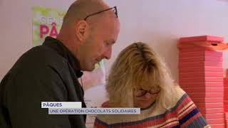 Yvelines | Pâques : Une opération chocolats solidaires