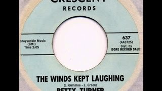 Betty Turner - THE WINDS KEPT LAUGHING  (1963)