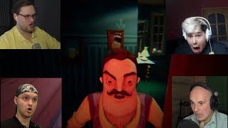 Скачать Реакция На Наподение Соседа Из Игры Hello Neighbor Beta 1