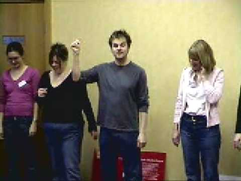 Body Percussion - Ice Breaker Activities From Kaleidoscope Events