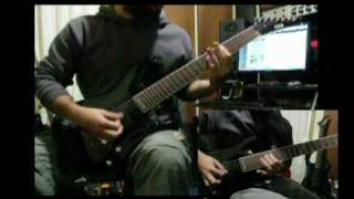 Soilwork - Stabbing the Drama - Cover